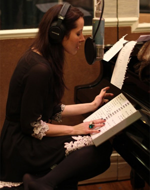 Nerina Pallot Releases 'We Should Break Up' Ep On Feb 28th The Second Of 12 Eps To Be Released In 2014