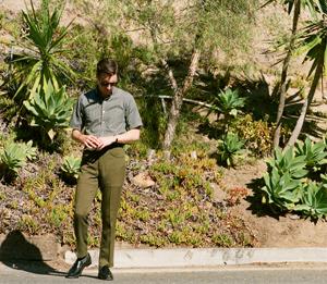 Nick Waterhouse Announces New Album 'Holly' And April  2014 Tour