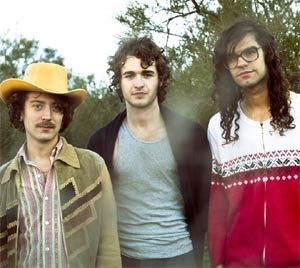 Night Moves  Announce New Single 'Country Queen' Released March 25th 2013