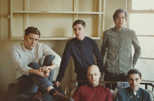 Outfit Announce Autumn 2013 Tour With Everything Everything