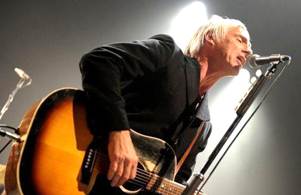 Paul Weller Is To Headline At Warwick Castle Summer Sounds 11 July 2014