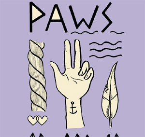 Paws Share Tour-Only Ep 'Tiger Lily' Demo Tape