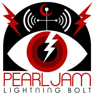 New Pearl Jam Album 'Lightning Bolt' Out October 14th 2013