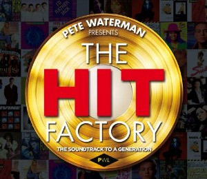 Pete Waterman Presents The Hit Factory, Three Cds Bursting With The Hit Factory's Biggest And Best-Selling Singles
