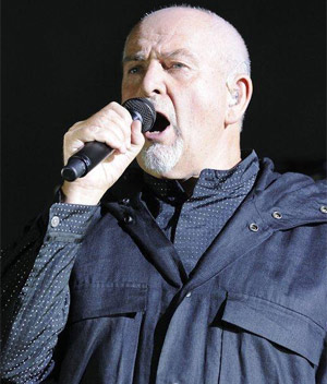 Peter Gabriel Announces 'So' October 2013 Uk Tour