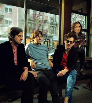 Phoenix Announce New Single 'Sos In Bel Air' Released February 10th 2014