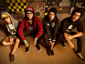 Pierce The Veil  Venue Upgraded For London To Koko