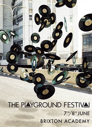 The Playground Festival 2013 Phase 1 Line-up Revealed With Digitalism & Gary Numan Plus Many More
