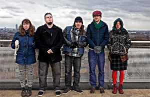 Poeticat Will Release Their New Single 'Third Arm' On 24th February 2014