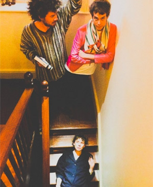 Pond Release New Single 'Xanman' Out  August 5th 2013