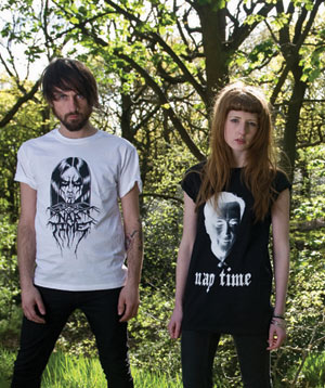 Pulled Apart By Horses Drummer Lee Vincent Launches Clothing Company Nap Time