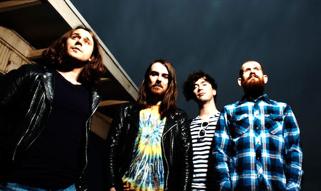 Pulled Apart By Horses Announce New Ep 'Medium Rare' Out In The UK November 17th 2014