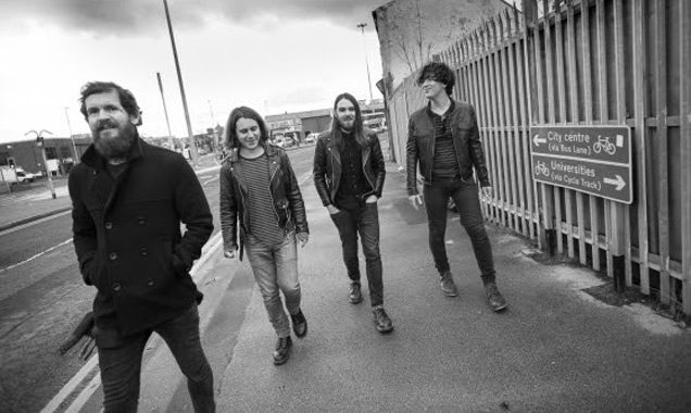 Pulled Apart By Horses Announce Uk Spring 2014 Tour