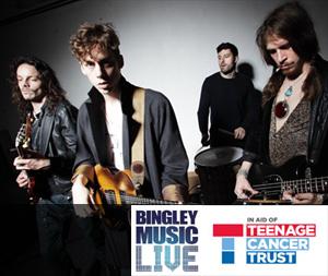 Razorlight Announced For Bingley Music Live 2012