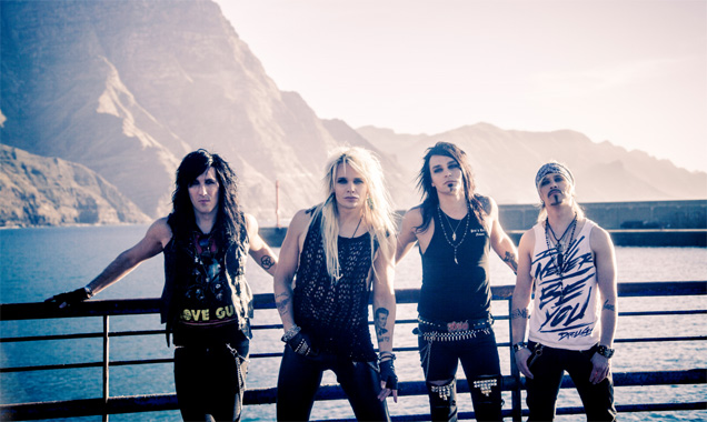Reckless Love Announce December 2014 Uk Tour