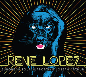 Rene Lopez 'Let's Be Strangers Again' Ep Released October 7th 2013
