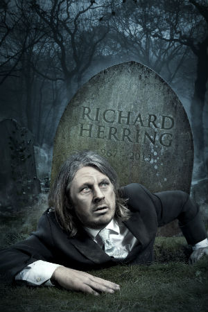 Richard Herring Announces Summer 2013 Edinburgh Fringe Festival Show: 'We're All Going To Die!'