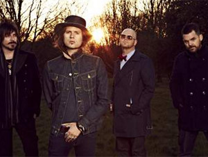 Rival Sons Announce U.S. Tour Dates Kicking Off August 20 And Wrapping September 7th 2013