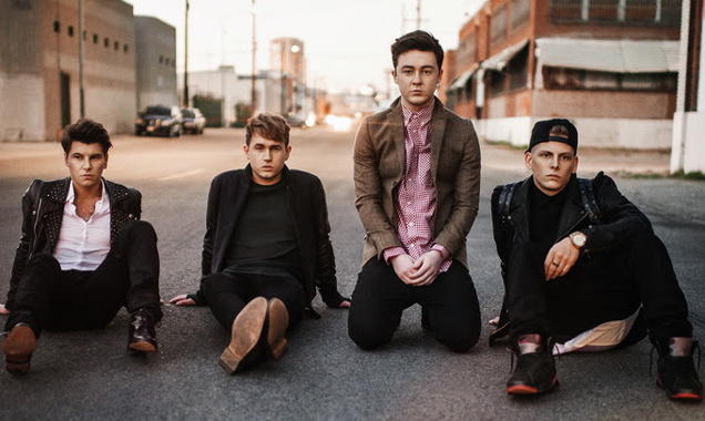 Rixton Unveil Debut Single 'Me And My Broken Heart' On March 18th 2014