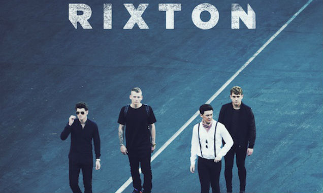 Rixton Announce New Single 'Hotel Ceiling' From Debut Album 'Let The Road' Out March 3rd 2015