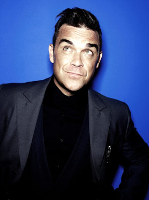 Robbie Williams To Switch On Marmite Oxford Street Christmas Lights Monday 5 November 2012