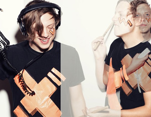 Robert Delong Announces New Single 'Happy' Released October 7th 2013