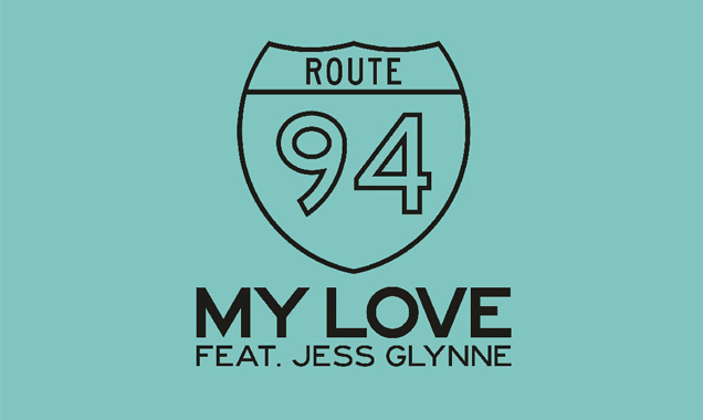 Route 94 My Love (Feat. Jess Gylnne) Number 1 In The UK Singles Chart [Listen]