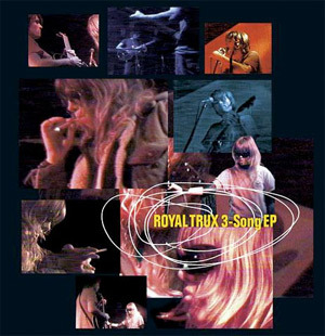 Royal Trux To Re-issue '3-Song' Ep Released On June 17th 2013