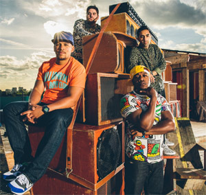 Rudimental Announce 2014 February UK Headline Tour
