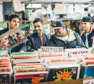 Rudimental Announce Spring 2013 UK Headline Tour