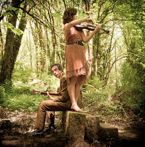 Ryan Francesconi And Mirabai Peart Announce Uk Shows In May 2013