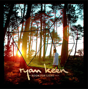 Ryan Keen Announces Debut Album 'Room For Light' Released On September 23rd 2013