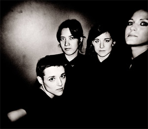Savages Stream Their Debut Album 'Silence Yourself'