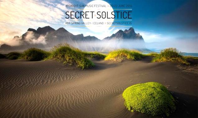 Secret Solstice Music Festival 2014 Announce Line-up Massive Attack, Damian Lazarus Plus Many More