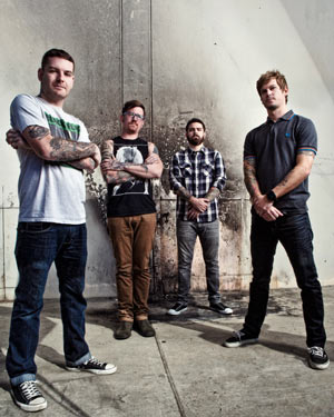 Senses Fail Announce Spring 2013 UK Tour
