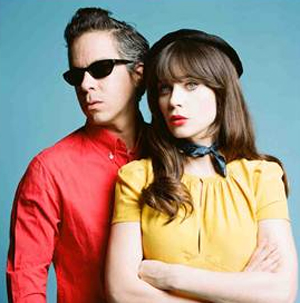 She & Him Share A New Track 'I Could've Been Your Girl'  From Their Forthcoming Album, Volume 3 Released  May 13th 2013