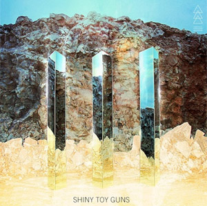 Shiny Toy Guns Reveal Cover Art For Album 'III' Due Out October 23rd 2012
