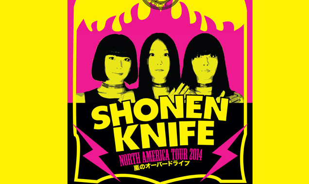 More Dates Added To Shonen Knife's 'Overdrive' North American Tour 2014