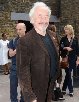 Simon Callow Announced As Recipient Of The Stage Award For Outstanding Contribution To British Theatre At 2013 Uk Theatre Awards