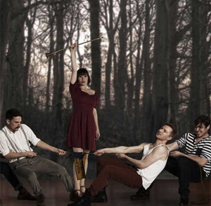 Skinny Lister Announce Debut Album 'Forge & Flagon' Released Monday 11th June 2012