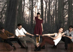 Skinny Lister Announce Major Uk Tour Summer 2012