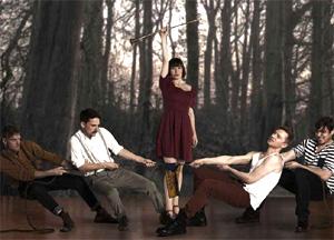 Skinny Lister Announce Major Uk Tour Summer 2012