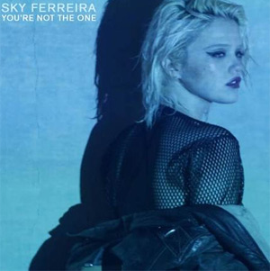Sky Ferreira Releases New Single 'You're Not The One'