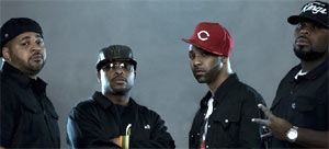 Slaughterhouse Play London Show On 18th August 2013