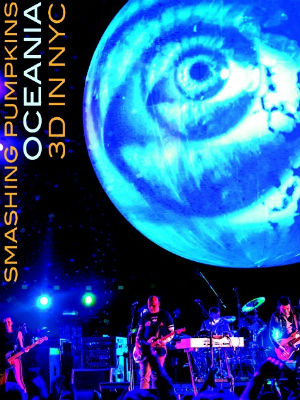 The Smashing Pumpkins To Release 'Oceania Live In Nyc' On September 3rd 2013