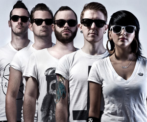 Sonic Boom Six Set To Release Their Brand New Single 'The High Cost Of Living' On Oct 27th 2013