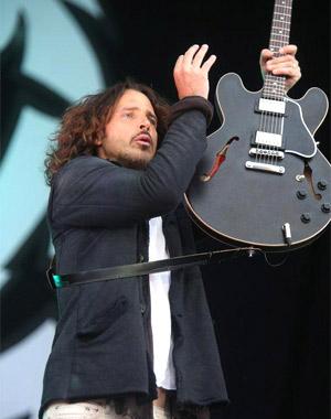 Soundgarden Announce Winter 2013 Tour