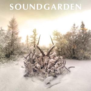 Soundgarden Reveal Full Details Of New Album 'King Animal'