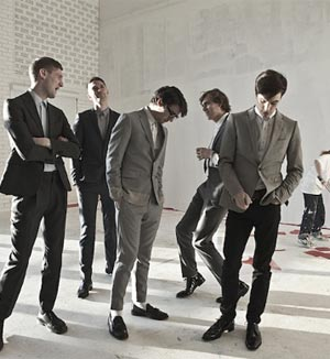Spector Announce Autumn 2012 Tour