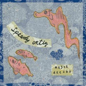Speedy Ortiz's album 'Major Arcana' released 8th July 2013